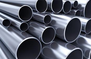 Новые стальные трубы для винтовых свай
